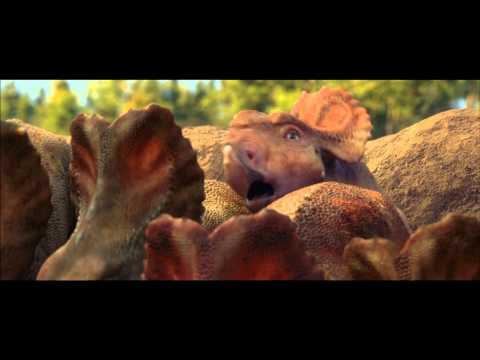 Caminando Entre Dinosaurios: La Película. Tráiler En Español HD 1080P