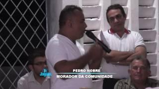 Pedro Nobre Sessão Itinerante Setor NH5