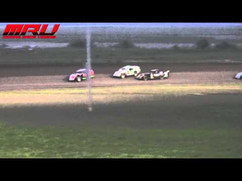 Sportmod Feature at Park Jefferson Speedway on May 23rd