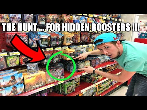 HUNTING and SEARCHING for HIDDEN POKEMON CARDS AT TARGET! Opening Pokemon Ep 6