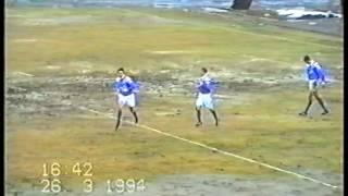 История (1994): Гол Панченко в ворота «Спартака» (Владикавказ)