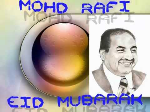Download Basi Hai Dil Mein Nabi (s) Ki Yaad - Mohammed Rafi Live!!!