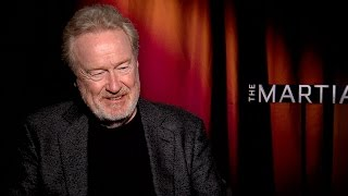 Ridley Scott Talks 'The Martian', His Extended Cut, Deleted Scenes And More