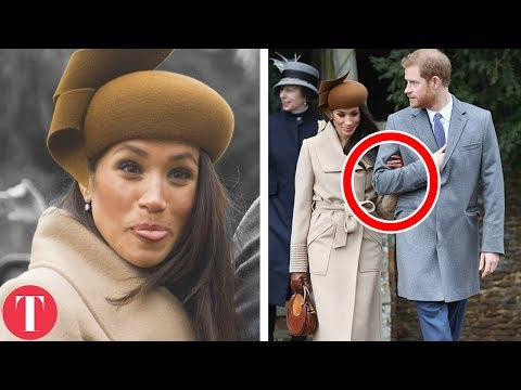 10 Rules Meghan Markle HAS To Follow And 5 She's ALREADY Broken