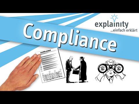Compliance einfach erklärt