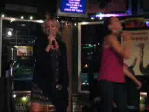 Jen and Jo - Buffalo karaoke