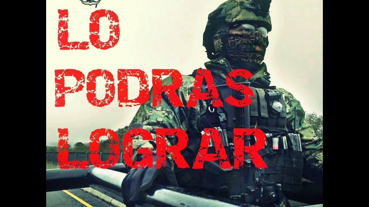 Mc Razo Lo Podras Lograrar Reggae Rap Motivación Militar
