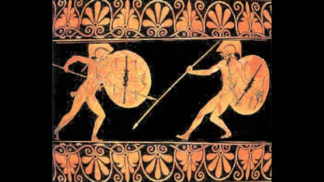 the portrayal of hector as a mere man in iliad a poem by homer