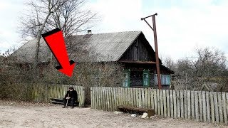 Quest'uomo ha vissuto a Chernobyl per 30 anni dopo l'esplosione!GUARDA IN CHE STATO SI TROVA ORA