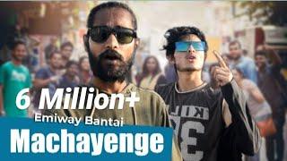 MACHAYENGE  Zaid  Emiway  Bhot Hard  ViralGang VG