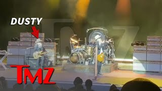 ZZ Top Bassist Dusty Hill Had Tough Time Performing Weeks Before Death | TMZ