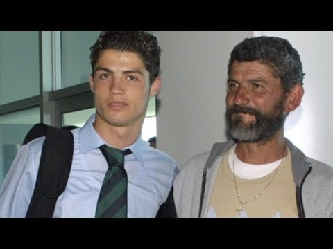 How Cristiano's father changed the destiny of his amazing son - Oh My Goal