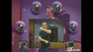 EyeToy: Groove PlayStation 2 Gameplay_2004_03_24_7