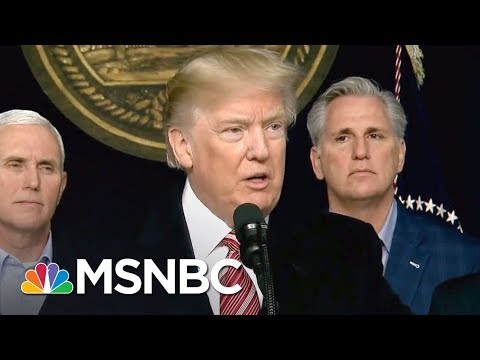Download Youtube: Lawrence: Shutdown Looms Because Donald Trump Failed On Wall | The Last Word | MSNBC