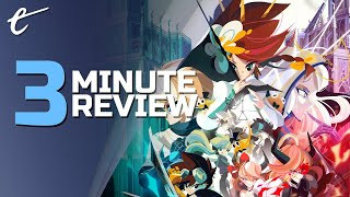 Cris Tales | Review in 3 Minutes (Video Game Video Review)