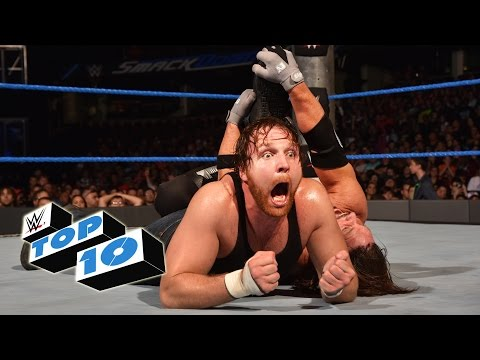 Top 10 SmackDown LIVE moments: WWE Top 10, Sept. 27, 2016