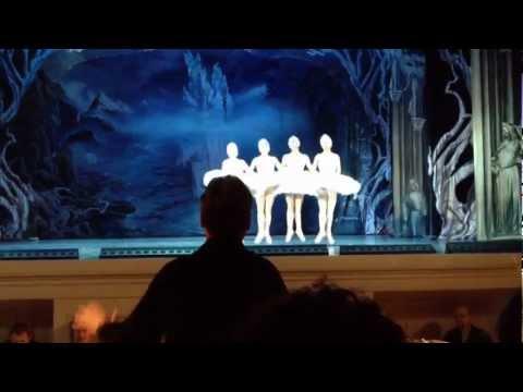 Swan Lake - Ballet in Russia