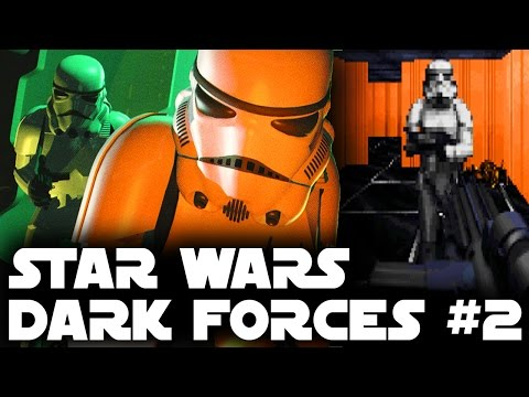 Star Wars Dark Forces #2 - Jedi Knight Game - Let's Play, Gameplay, Playthrough |