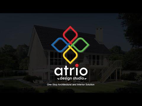 Atrio Design Studio Showreel of 2K19