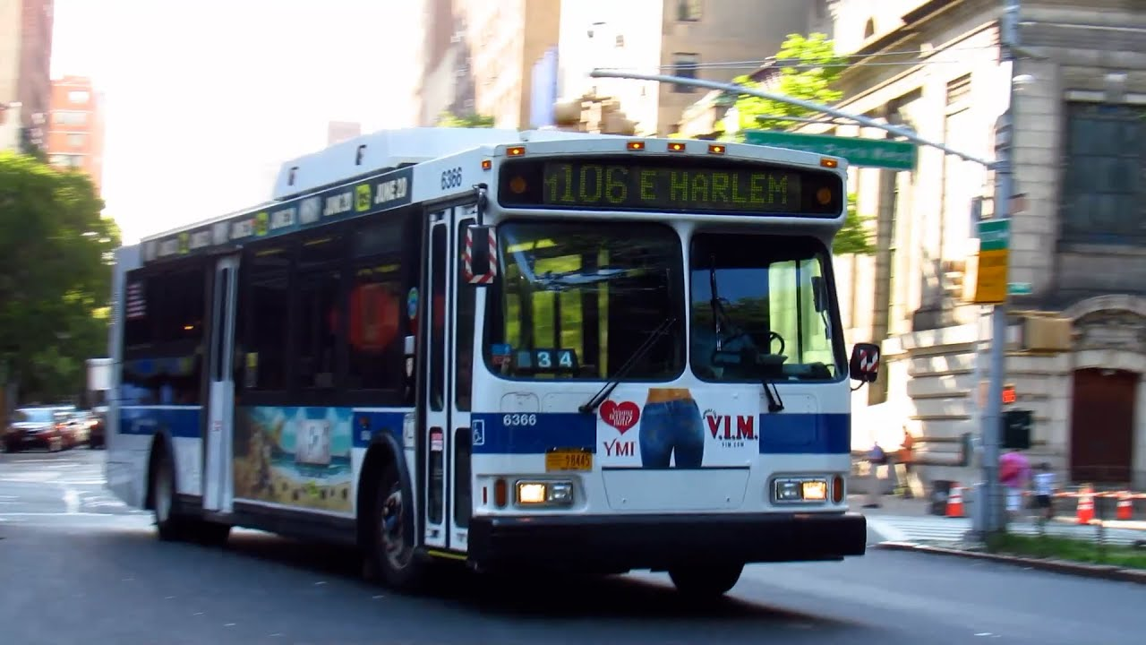 2003 Orion Vii 1st Generation Hybrid 6366 On The M106 At West 96
