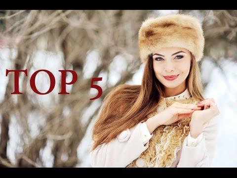 Top russian women