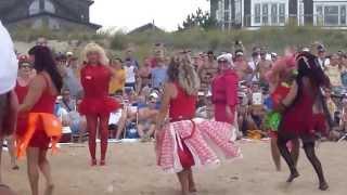 Rehoboth Beach 2013 Drag Volleyball