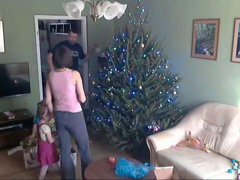 Karácsonyfa díszítés 2014