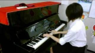 ニュースター楽器ピアノ生徒の演奏動画です.