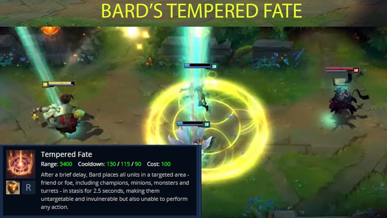 Bard Build Guide 817 How To Babysit Every Lane Bargle Huge
