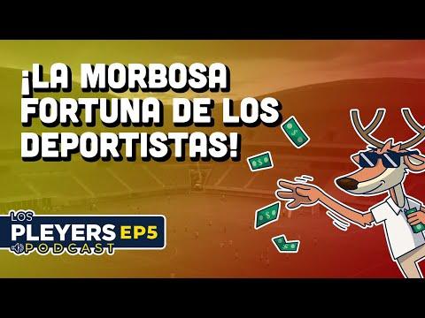La millonaria vida de ser atleta | Los Pleyers Podcast EP05