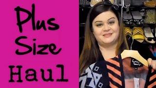Plus Size Fall Fashion Haul: Deb, IGIGI, Dress & D Thumbnail