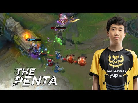 The Penta | 2019 Worlds Group Stage