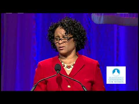Linda Cliatt-Wayman - MA Conference for Women 2013 - YouTube