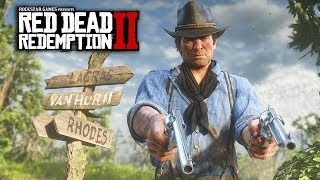 Red Dead Redemption 2 - 26 NEW IMAGES & GAMEPLAY PREVIEWS! First Person Mode, Customization & More!