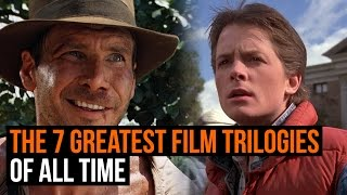 The 7 greatest film trilogies of all time