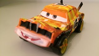 Mattel Disney Cars 3 Pushover (Single) Die-cast Review