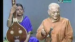 K.V. Narayanswamy Concert (Part 1 of 2)