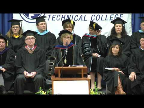 Northcentral Technical College Spring 2017 Commencement Ceremony