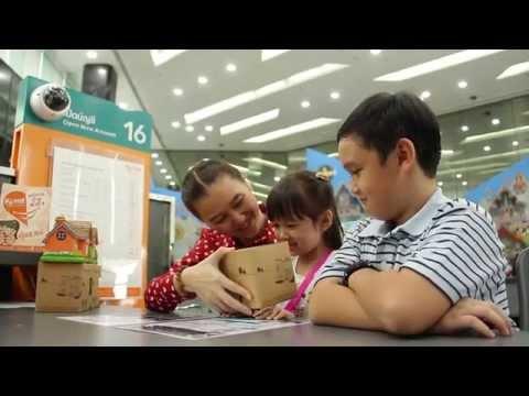 """ธอส.ส่งเสริมให้เด็กและเยาวชนรักการออมกับโครงการเงินฝาก """"ธอส.รักการออม"""""""