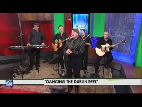 Andy Cooney performs on FOX & Friends, part 1