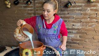 Mi Abuelita Así Hacia El Arroz Con Leche La Cocina En El Rancho