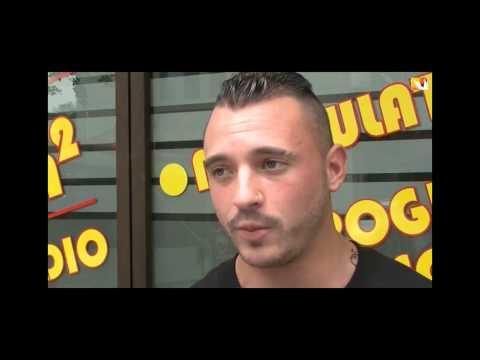 Un genevois vice-champion suisse de bodybuilding avec American Premier Nutrition