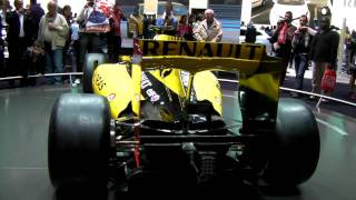 Renault Formula1 - Automondial Paris 2010