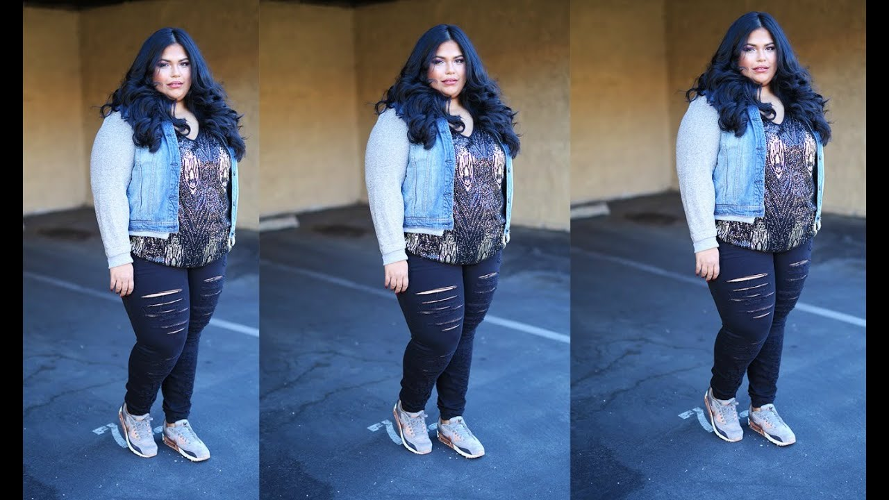OUTFITS OF THE WEEK| OUTFITS IN VEGAS| PLUS SIZE FASHION|GLAMBYRUNA