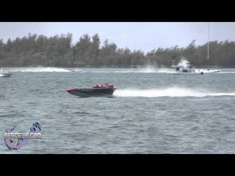 #3 Powerboat Racing Spanish Point Oct 7 2012