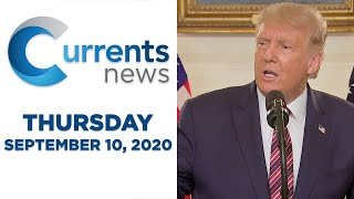 Currents News full broadcast for Thurs, 9/10/20 (Catholic news)