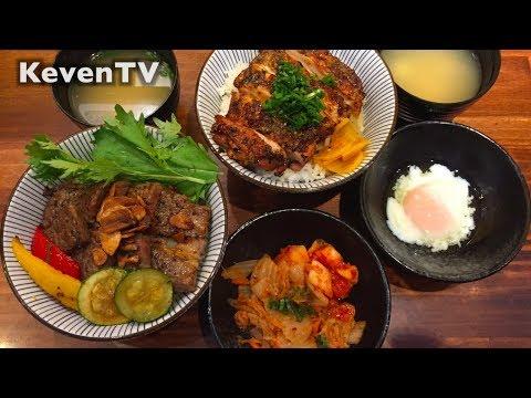 《LIFE Vlog》我吃故我在 美食獵人 帶你桃園吃美食『燒丼株式會社(大江國際購物中心)』【KevenTV】