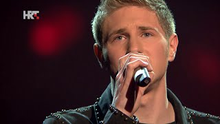 "Mateo: ""Bed Of Roses"" - The Voice of Croatia - Season1 - Live6"