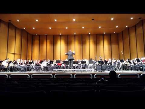 Washington Township high school bands