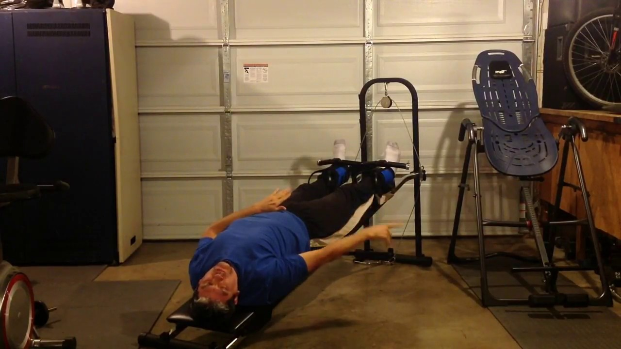 Part 1: Total Gym vs Teeter Inversion Table